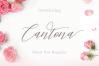 Cantona Italic Mulitilingual example image 6
