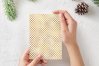 20 Seamless Foil Dot Patterns for Christmas example image 2