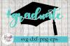 Class of 2019 Graduate Cap SVG Cutting Files example image 1