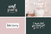 Font Bundle - Handwritten Fonts for Crafters! example image 8