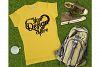 Gildan 64000L Ladies T-Shirt Camping Mockup Bundle Flat Lay example image 3