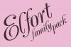 Elfort (family pack) example image 1
