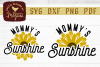 Sunflower SVG Bundle example image 5