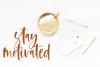 Flashy - A Handwritten Script Font example image 16