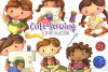 Cute Sewing Clip Art Collection example image 1