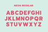 Neon | An Outline Font Bundle example image 7