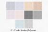 Fur Seamless Backgrounds, Pastel Colors Fur Digital Paper example image 3