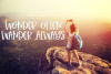 Lovely Adventures - A Quirky Hand-Written Font example image 7