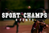 Sports Font Pack | Sports Font example image 1