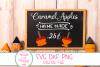 Fall SVG,Thanksgiving SVG, Caramel Apples, Farmhouse, Autumn example image 3
