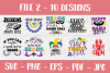 Mardi Gras SVG | SVG Bundle | SVG Cut Files | T shirt Desig example image 3