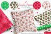 Christmas clipart bundle, Santa clipart, Elf clipart -C42 example image 4