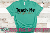 Teach Me If You Can - A Teacher SVG example image 1
