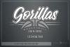 Gorilla, Basketball, Sport, Design, PRINT, CUT, DESIGN example image 5