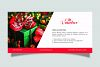 Christmas Gift Voucher example image 3
