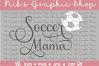 Soccer mama svg, soccer mom svg, soccer mama, Soccer Mom Svg example image 2