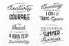 Summer  3 Font Bundles example image 12