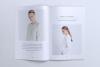 NEBULA Minimal Lookbook Magazine Styles example image 5