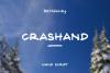 Crashand Font example image 1