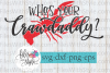 Who's Your Crawdaddy Crawfish Boil SVG Cutting Files example image 1