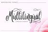 Angelina Script- Beautiful Handwritten example image 9