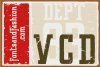 Vintage College Dept_Worn example image 2