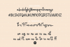 CABANA BABY A Bold Script Monoline .OTF Font example image 5