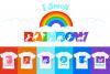 Unicorn Font | Unicorn Smiles Layered Font and Bonus Files example image 3