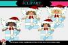 Christmas Fairies 1 example image 1