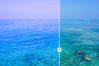 Ocean Mobile Lightroom Preset example image 4