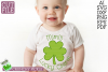 Mimi's Lucky Charm - St Patrick's Day SVG File example image 1
