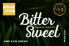 Bittersweet Script & Sans Serif DUO example image 1
