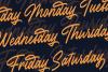Outlander Brush Script example image 9