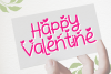 Small Bunny - Display Font For Valentine & Easter Season example image 2
