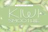 Kiwi Smoothie - A Fun Handwritten Font example image 1