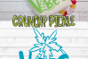 Beach Vibes Palm Tree SVG Cut File example image 5