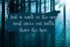Wyldling Script Font example image 4