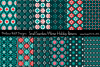 Small Seamless Holiday Patterns example image 1