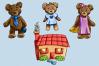 Goldilocks and the Three Bears example image 5