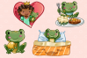 Frog Prince Clip Art Collection example image 3