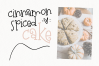 Sugar and Nutmeg - A Fun Handwritten Font example image 2