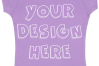 Toddler Gilrs Flat Jersey T Shirt Mockups - 17 example image 9