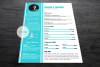 A4 Resume Templates Word example image 6
