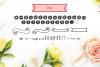 Garden Fancy Font Duo example image 4