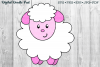 Little Lamb by Digital Doodle Pad example image 1