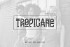 Tropicane Tyepface example image 1