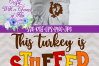 Thanksgiving SVG | Maternity SVG | Pregnancy Shirt Design example image 4