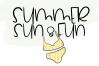 Lemondrop - A Cute and Quirky Font example image 4