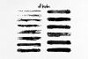 Old Brushes for Illustrator example image 8