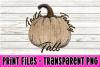 Pumpkin Bundle - Fall Bundle - Print Files Clipart example image 4